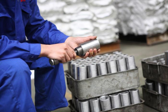 冷拔无缝钢管生产流程