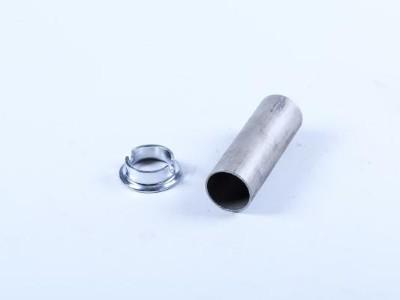 无缝钢管表面的凹坑是什么原因造成的