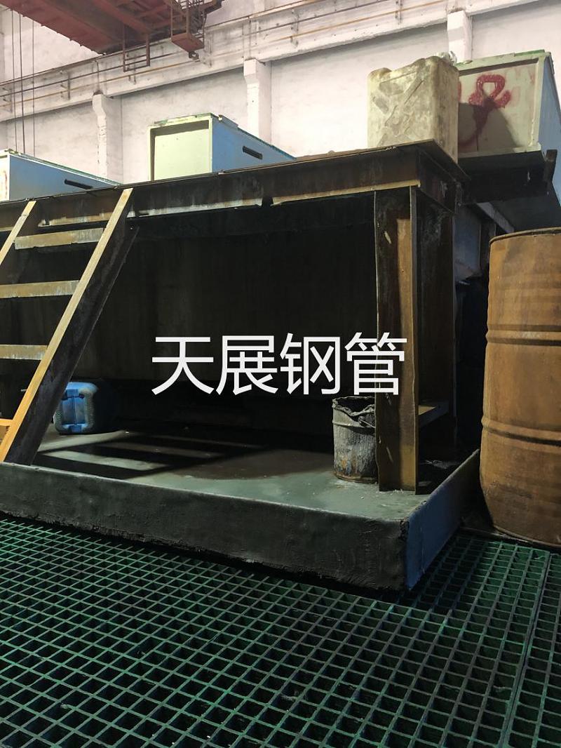 酸洗车间双层托盘架空&5层环氧坪防腐、防渗、防漏
