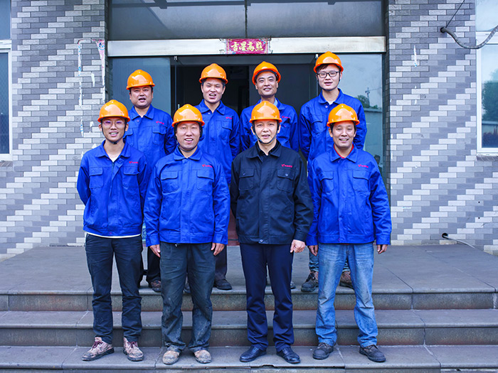 天展钢管-研发技术团队