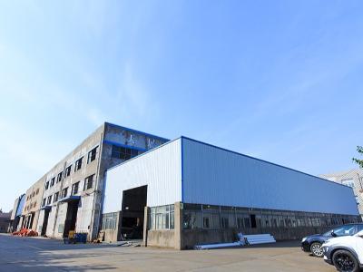 天展钢管-工厂环境