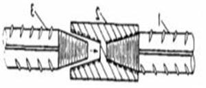 锥螺纹套筒连接原理