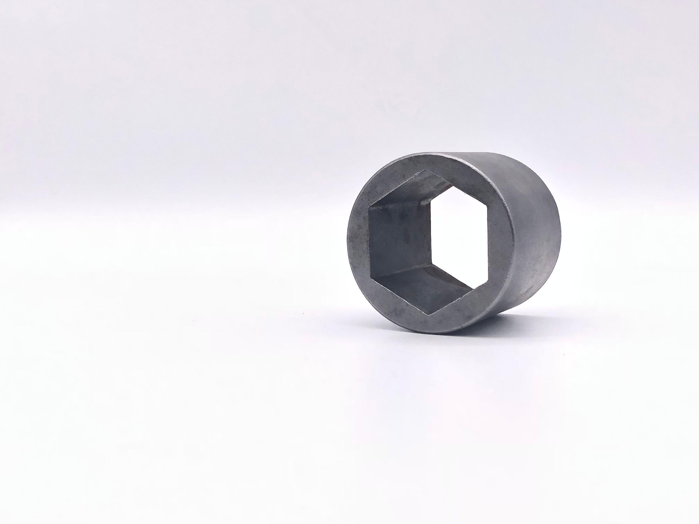 内六角外圆管