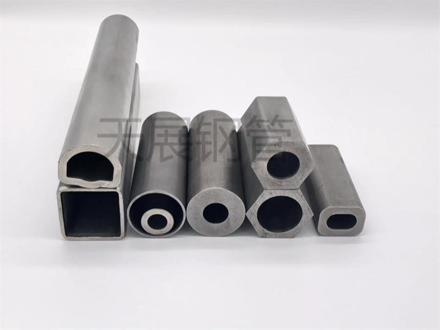天展钢管到底能做什么形状的异型钢管呢?(多图警告!)