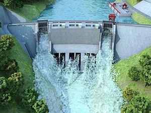 巴基斯坦科哈拉水电站