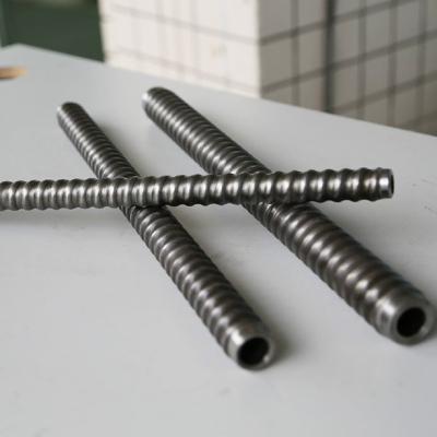 天展钢管为多数锚杆生产企业长期供应钢管